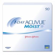 линзы 1-Day Acuvue Moist (90 шт.)