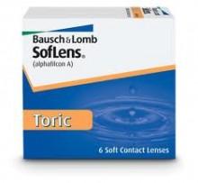 линзы Soflens 66 Toric (6 шт.)